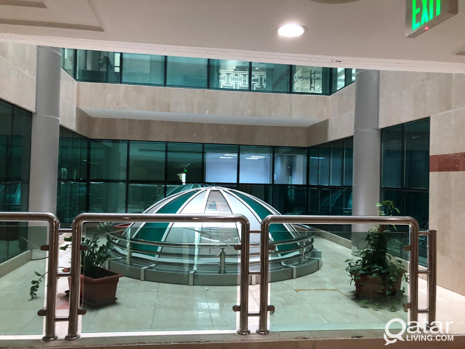 Office Space for Rent in Bank Street - 100 SQM
