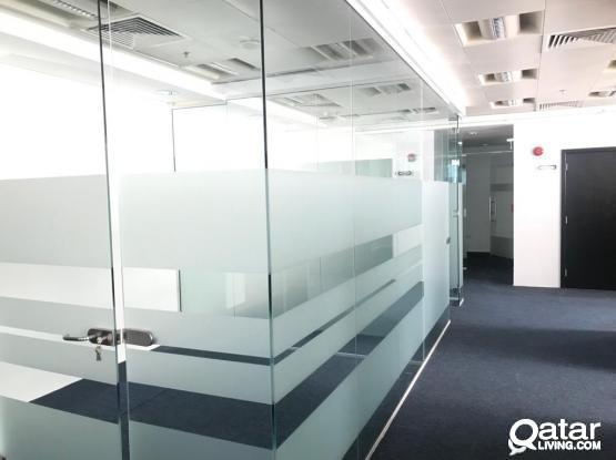 2 months free 200 Sqm Partitioned Office in Old Sa