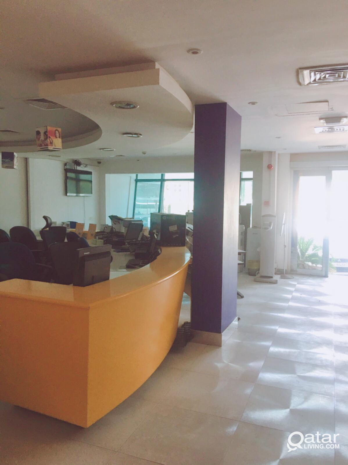 OFFICE SPACE AVAILABLE ON D - RING ROAD ***NO COMM