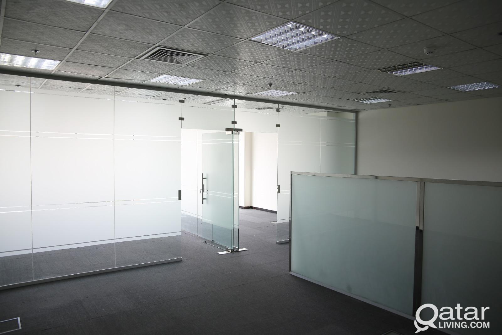 Amazing office space available in the Old Airport
