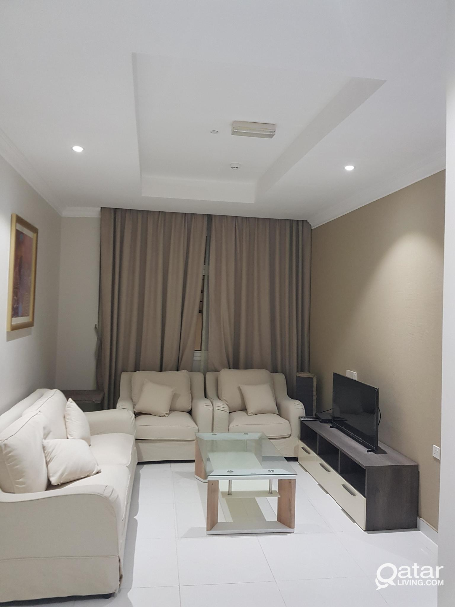 Luxury 2bhk fully furnished  apartment at alnasar