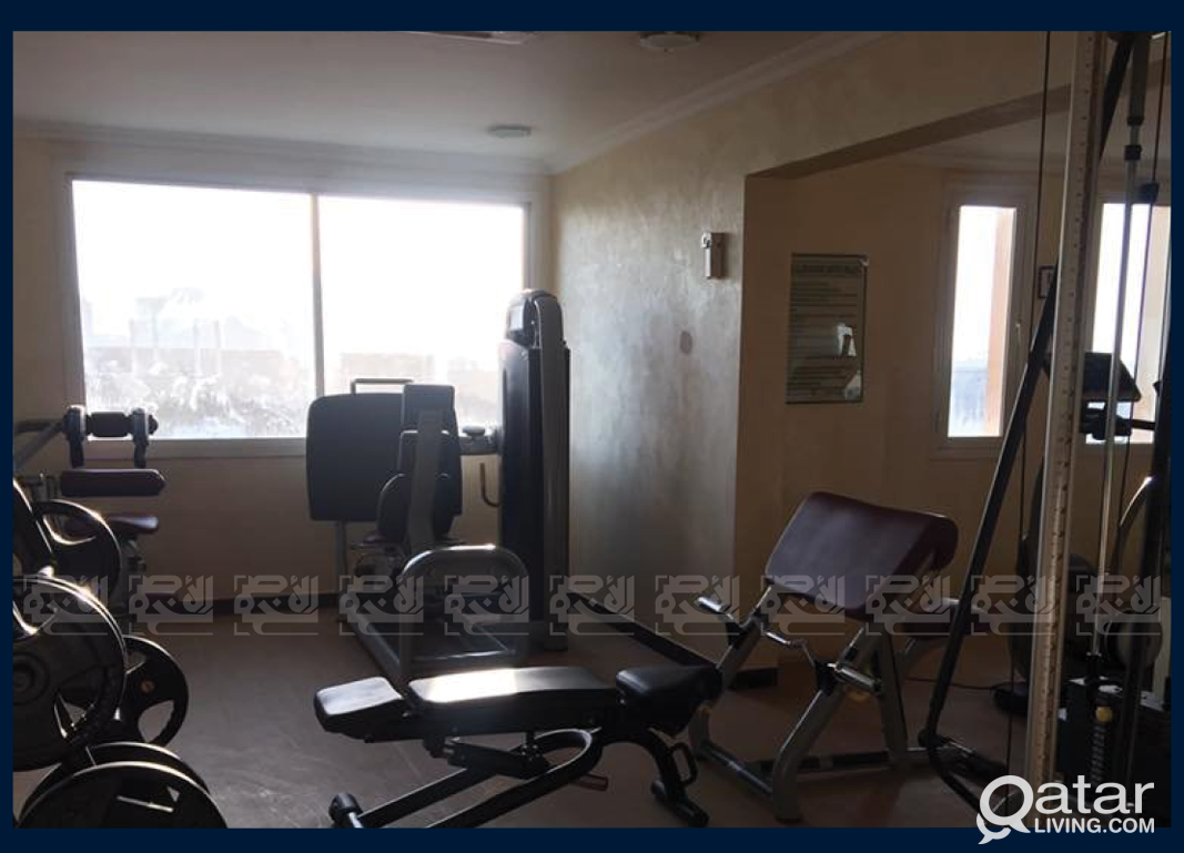 Fully Furnished 1-Bedroom Apartment in Musheireb