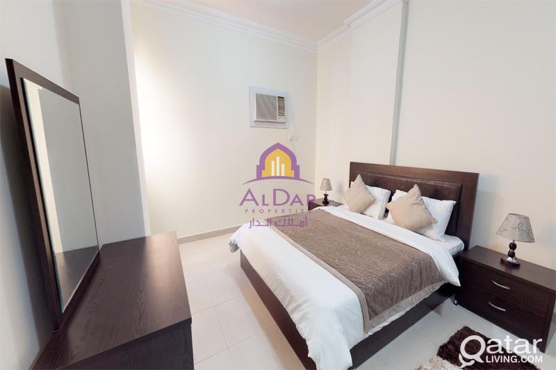 One Bedroom furnished Flats In Fereej Abdul Aziz
