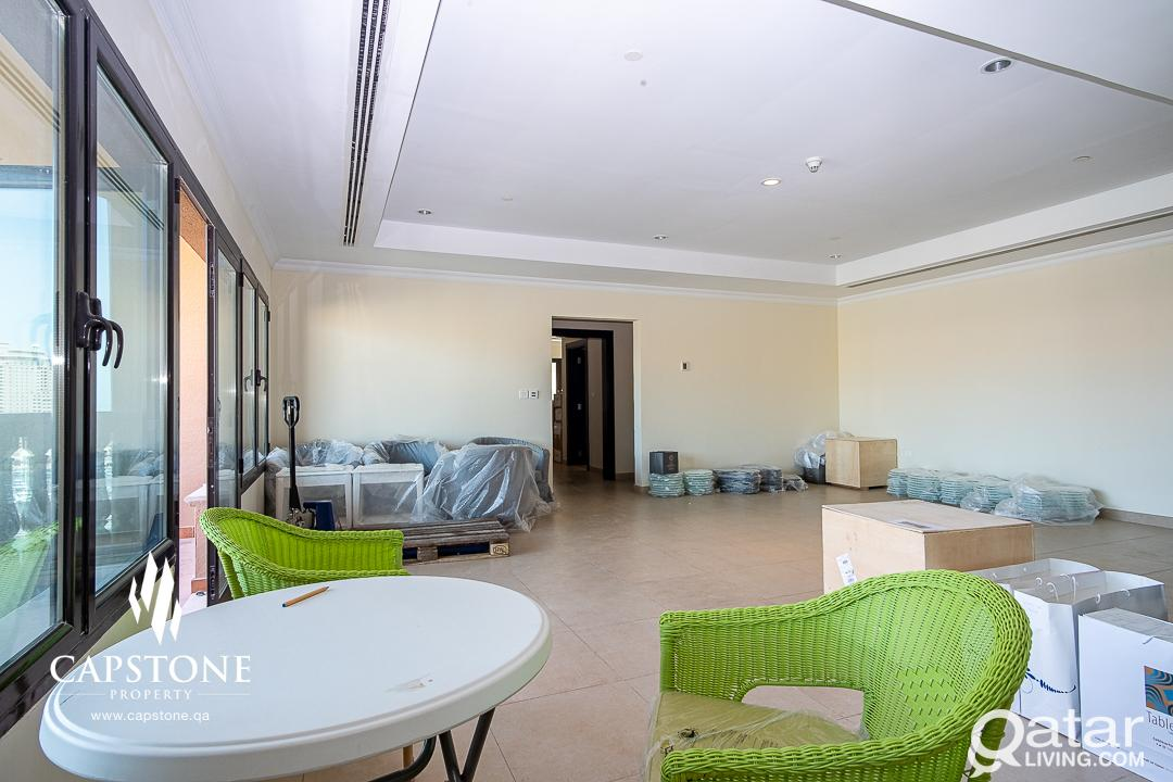 Invest Now | Big layout 3BR with Full Marina View