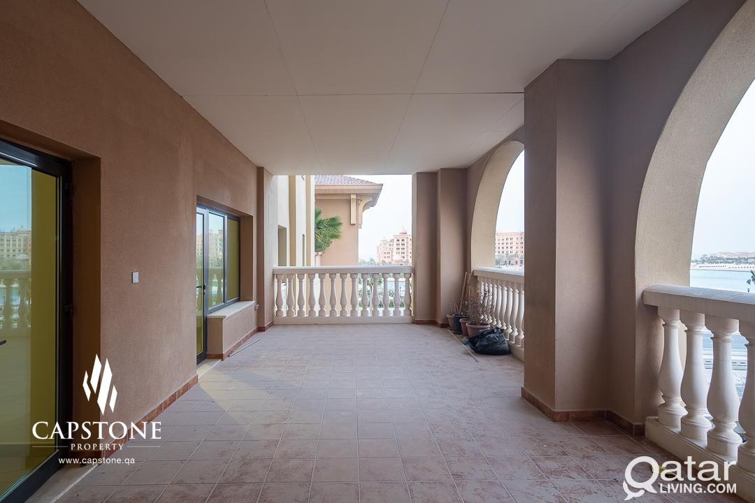 Good for Investment! Spacious 1BR Apt + Sea View