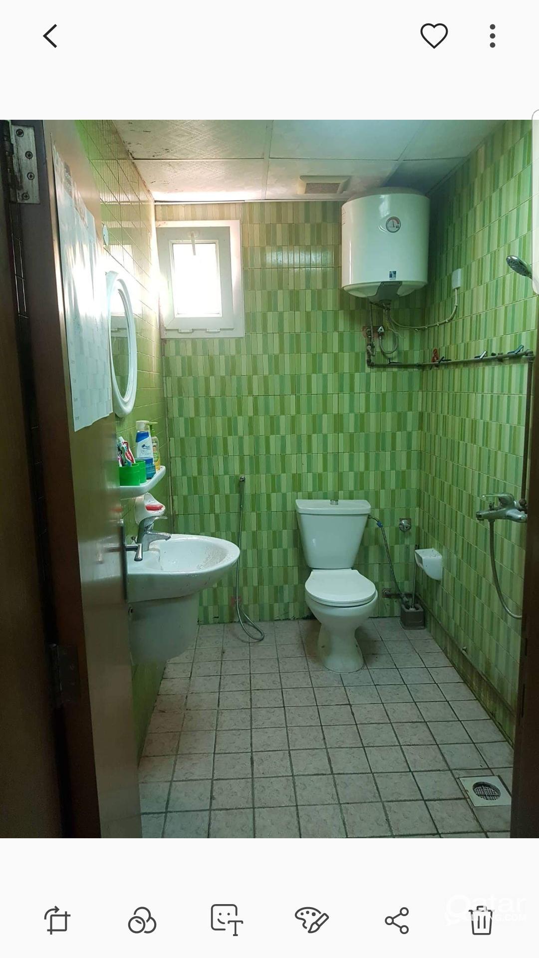 Sharing Apartment - Family & female room