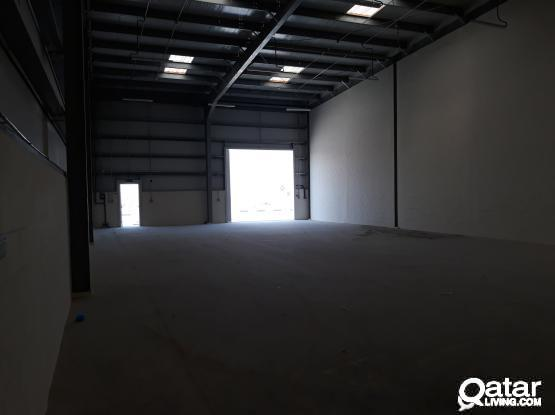 300 Sqm Brand New Warehouse Available