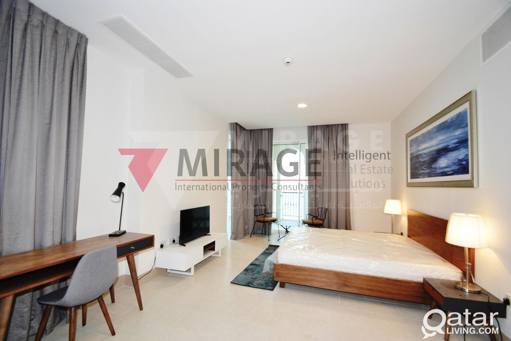 NO COMMISSION | 2-bed apartment in Viva Bahriya -
