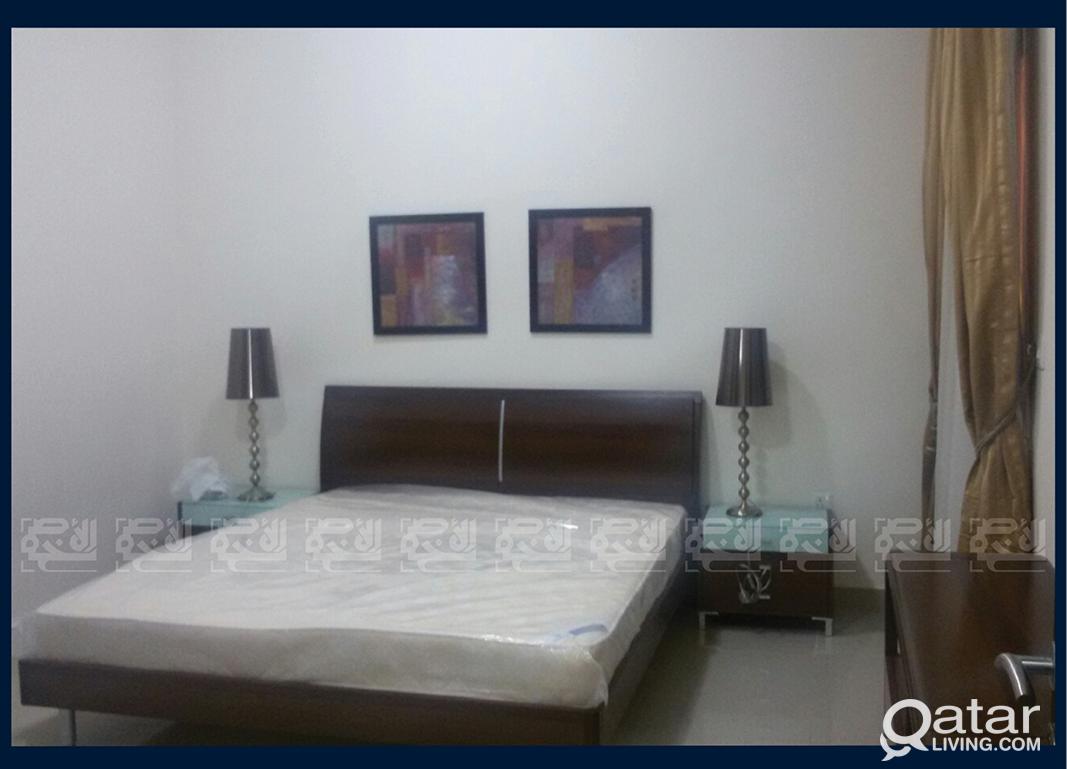 Furnished 2-Bedroom Apartment for rent in Al Nasr
