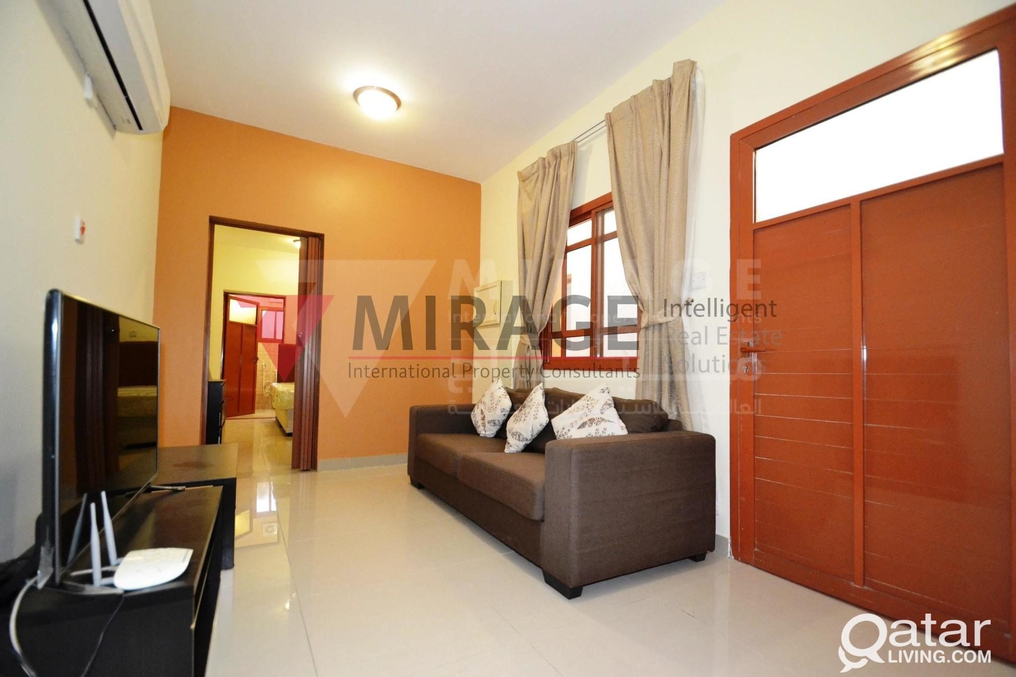 Cosy one bed furnished unit in Al Kheesa