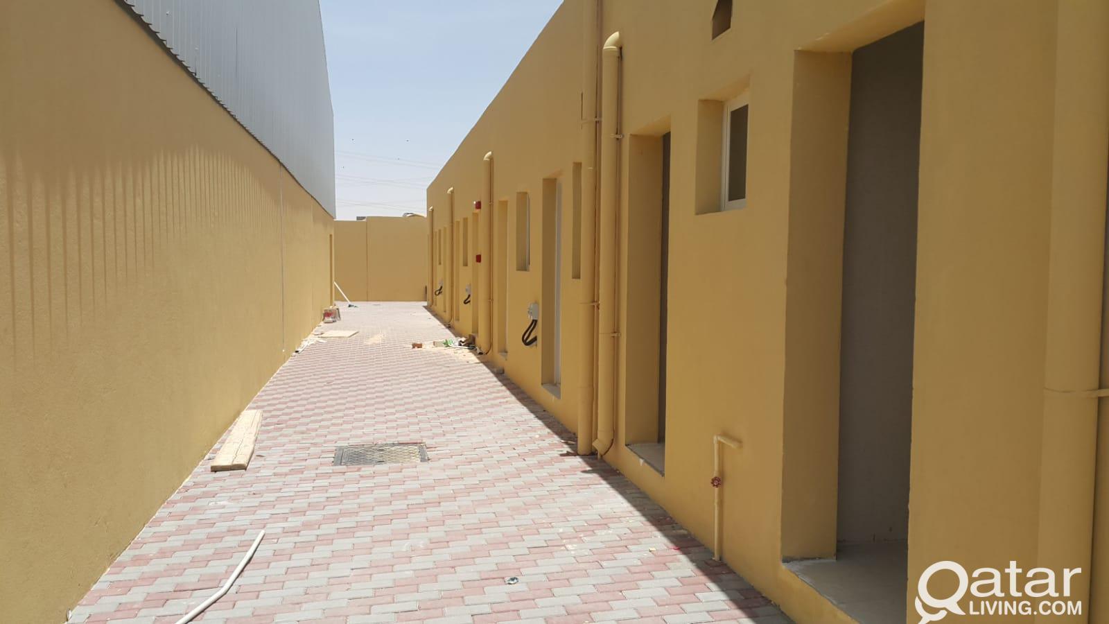 STORE at Berkat Al Awamer for rent (4000.m)