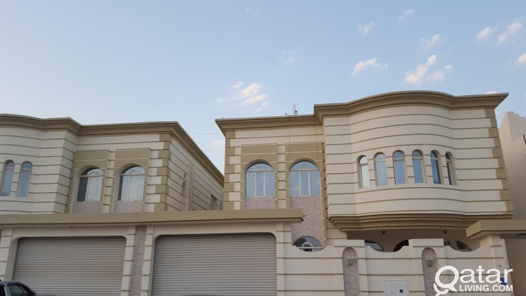 discounted price for familys only  qr 2500 1 bedro