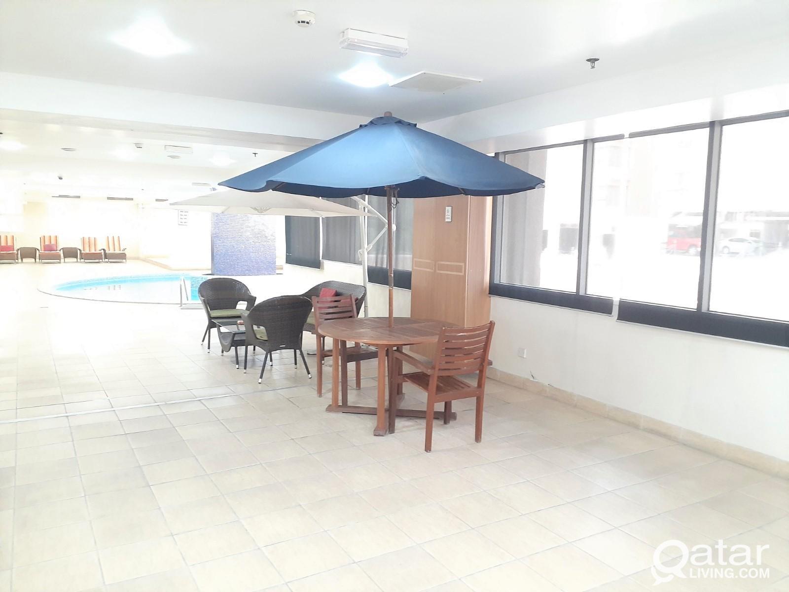FF 1BHK+Balcony & All Facilities-Mushreib