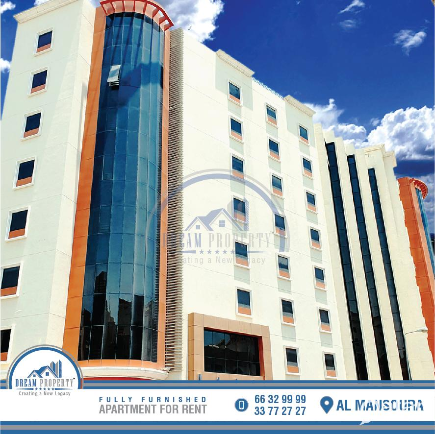 Fully Furnished 2 BHK  Al Mansoura Including W&E