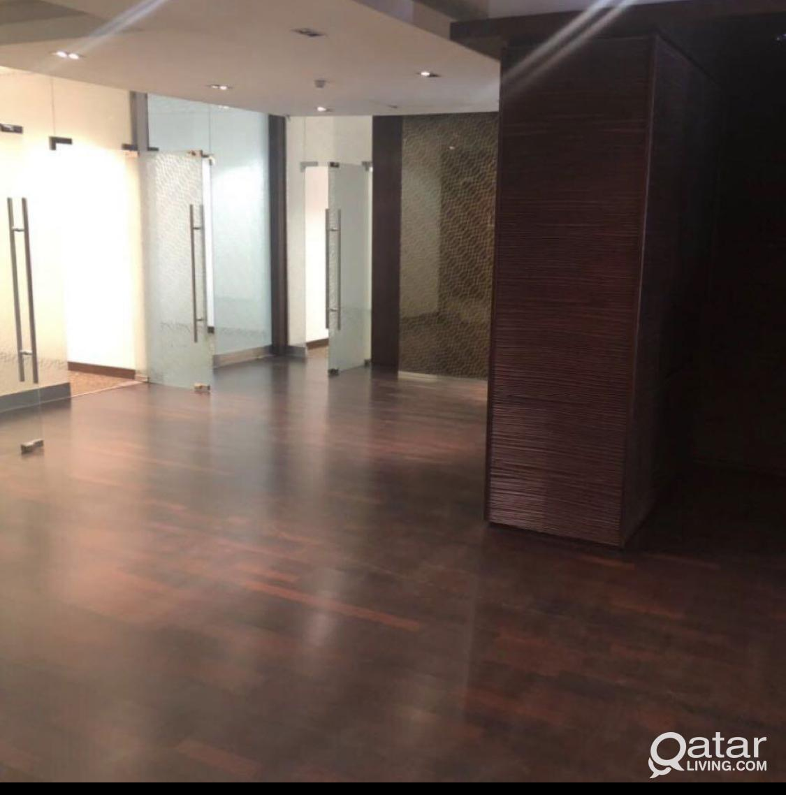 Offices for rent brand new