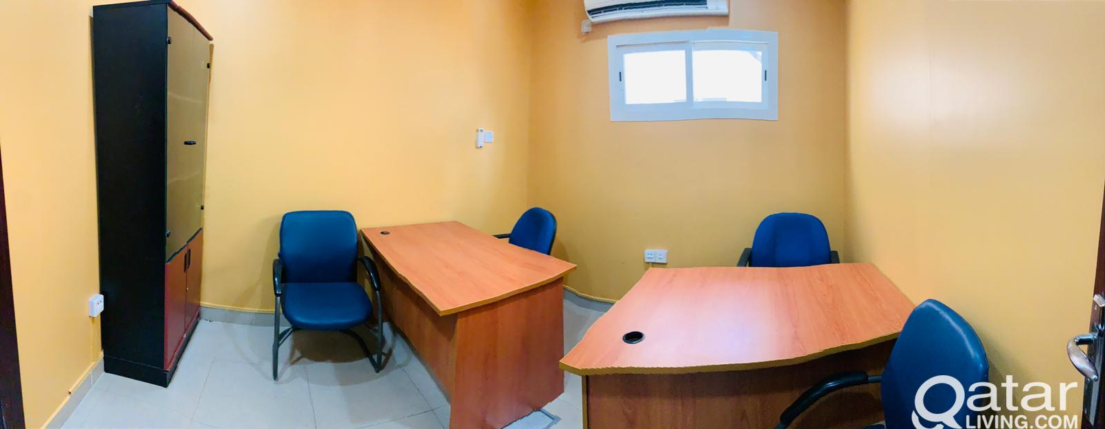 FULLY FURNISHED OFFICE SPACE AVAILABLE ON D - RING