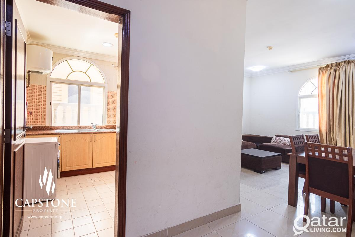 Free 1 Month! Spacious 2BR for Executive Bachelors