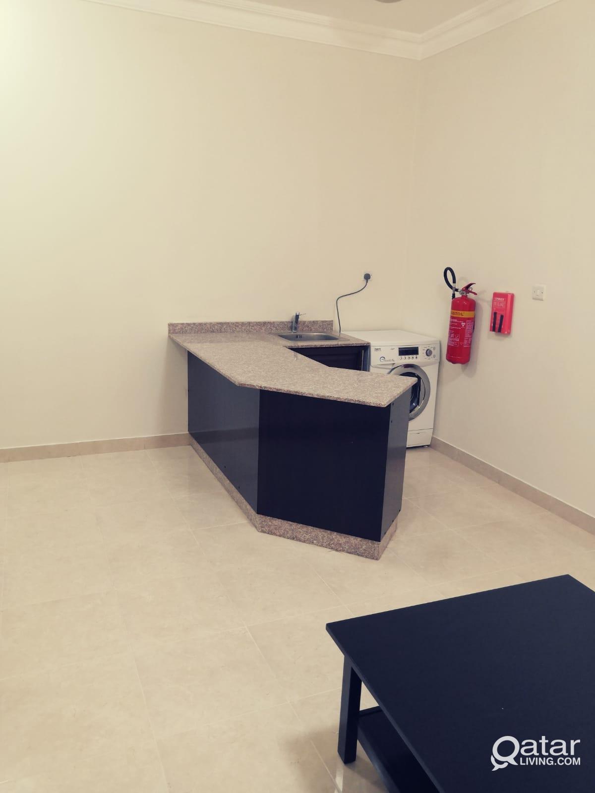 Villa in compound full-furniture for staff