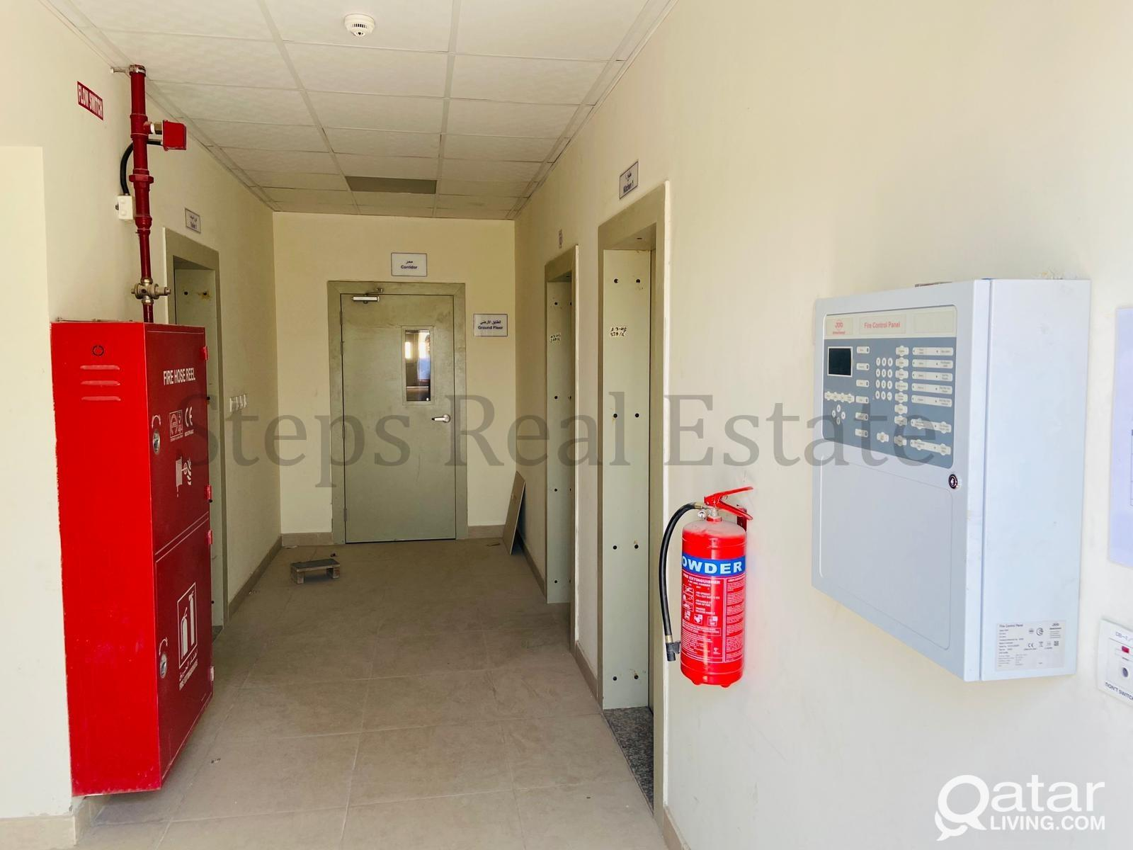 168 Brand New Cozy Camp in Industrial Area