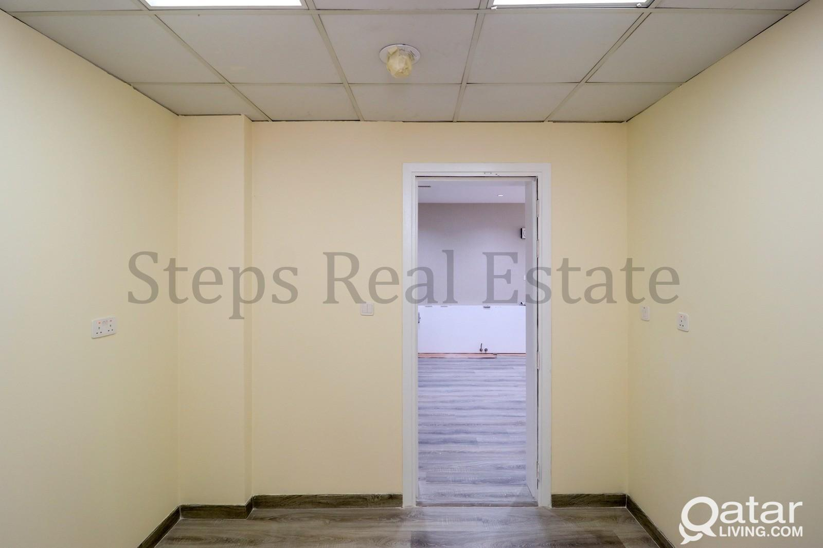 125 Sqm offices available in Al Nasr Main Street