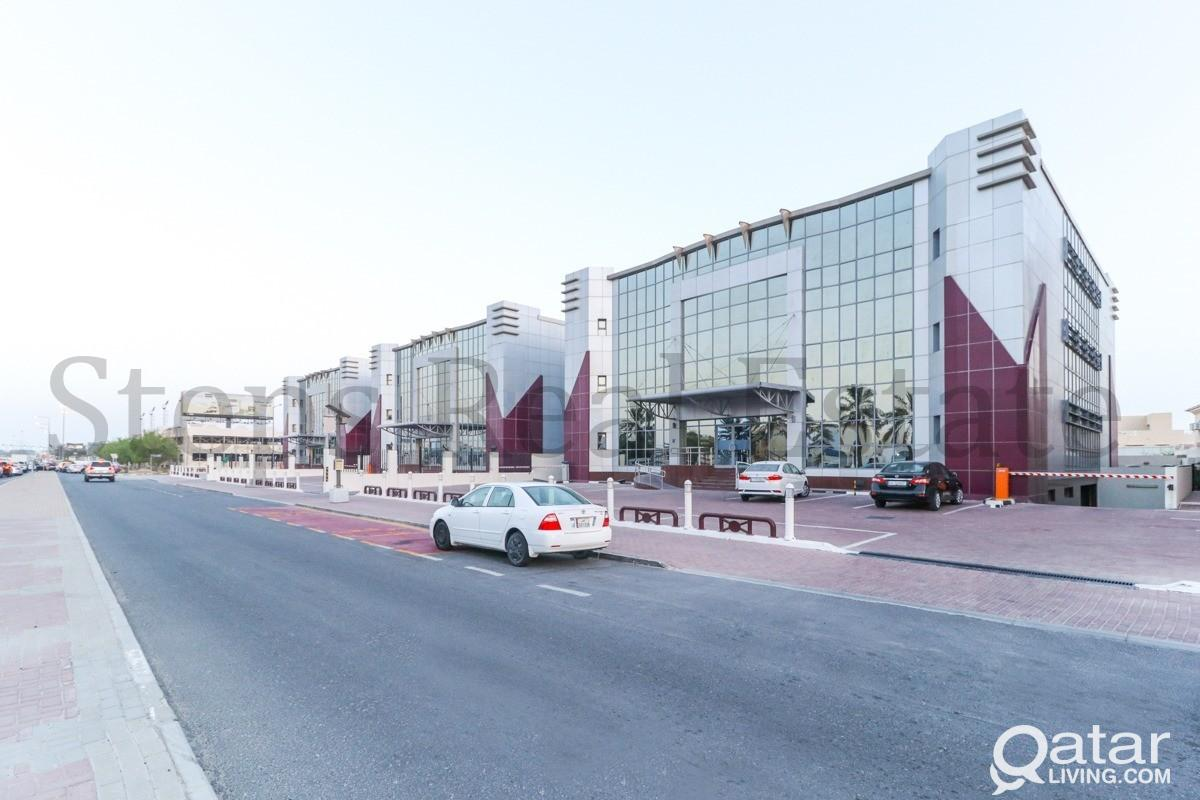 One Deal! Prestigious Office Building in D-Ring
