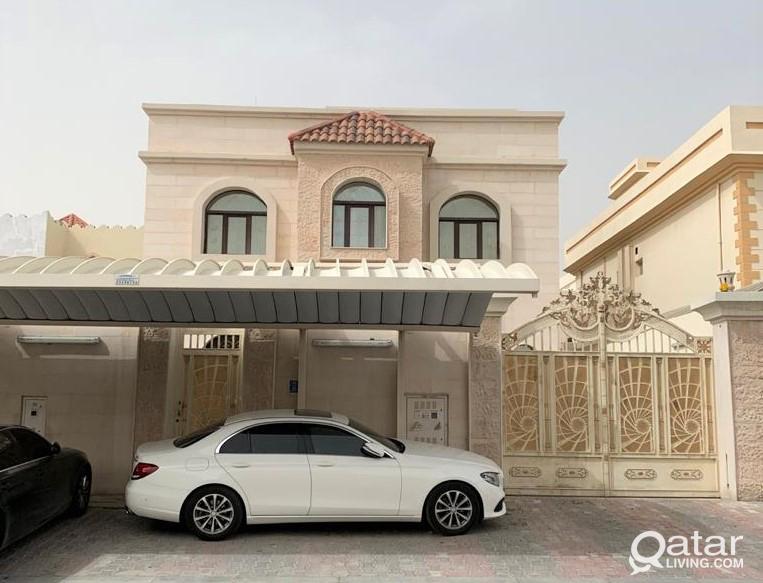 Luxury Finishing 7+1BR SA Villa For Sale-Abu Hamou