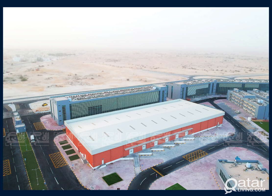 Ventilated Warehouses for Immediate Lease in Umm S