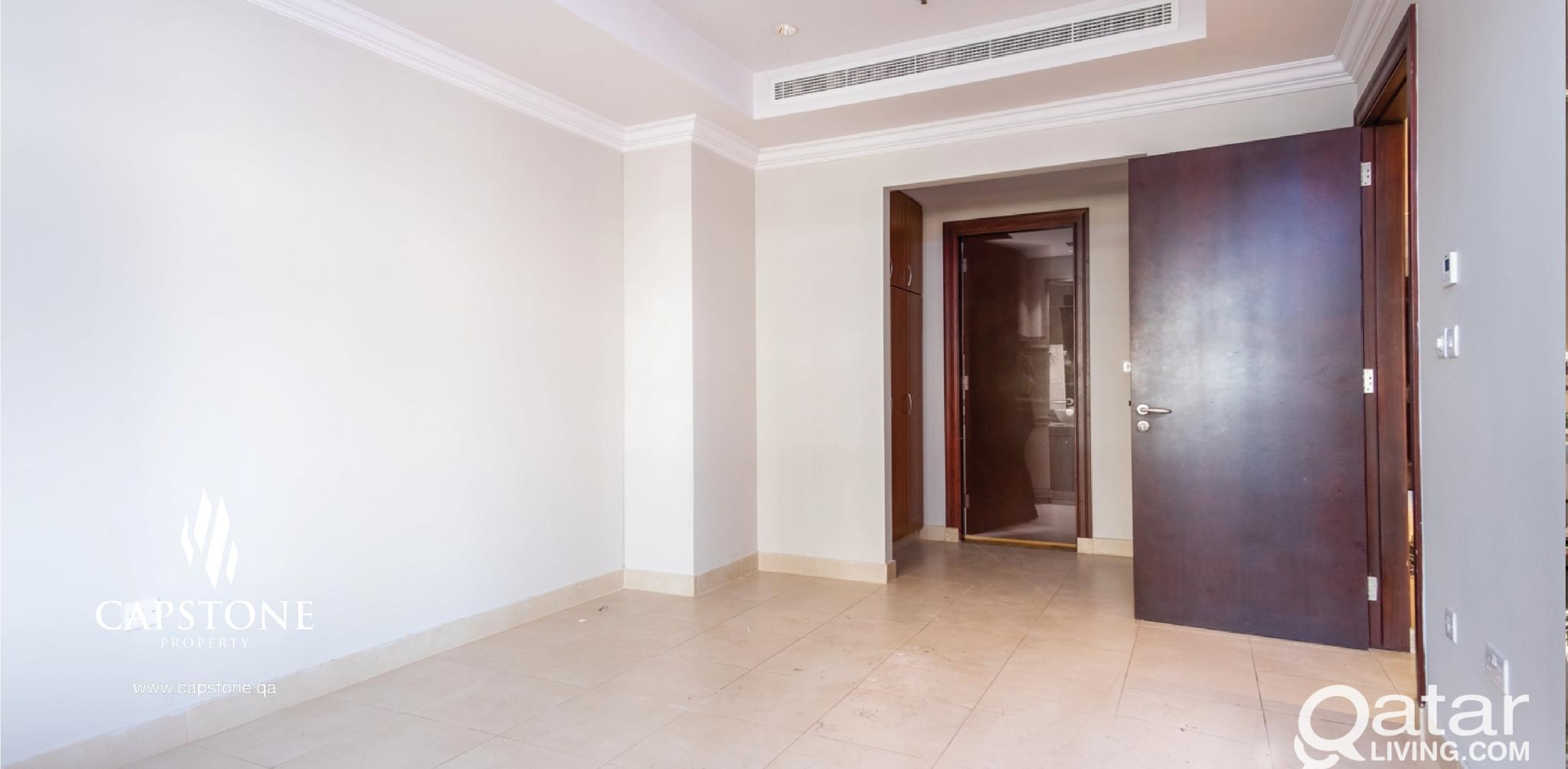 FREE TWO MONTHS RENT! Luxurious Porto Arabia 1BR A