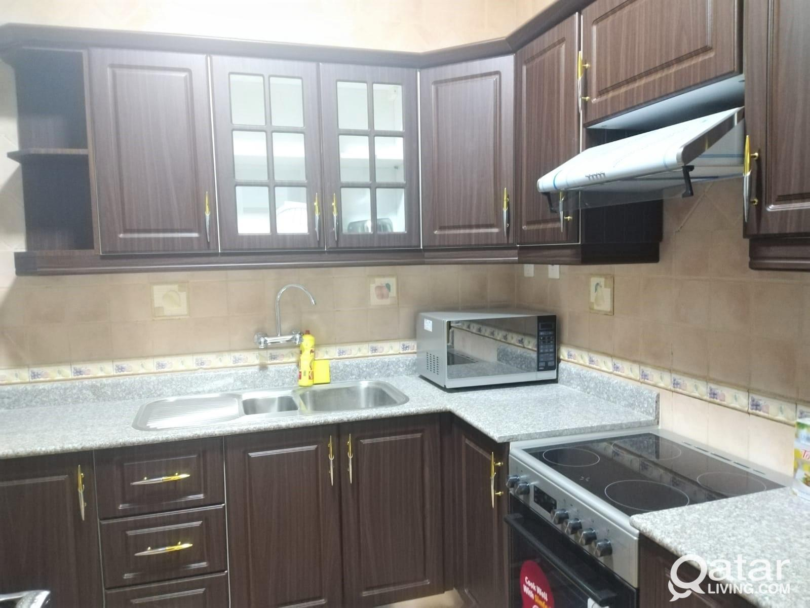 Furnished 2BHK Apt+All Bills Included-Al Mansoura