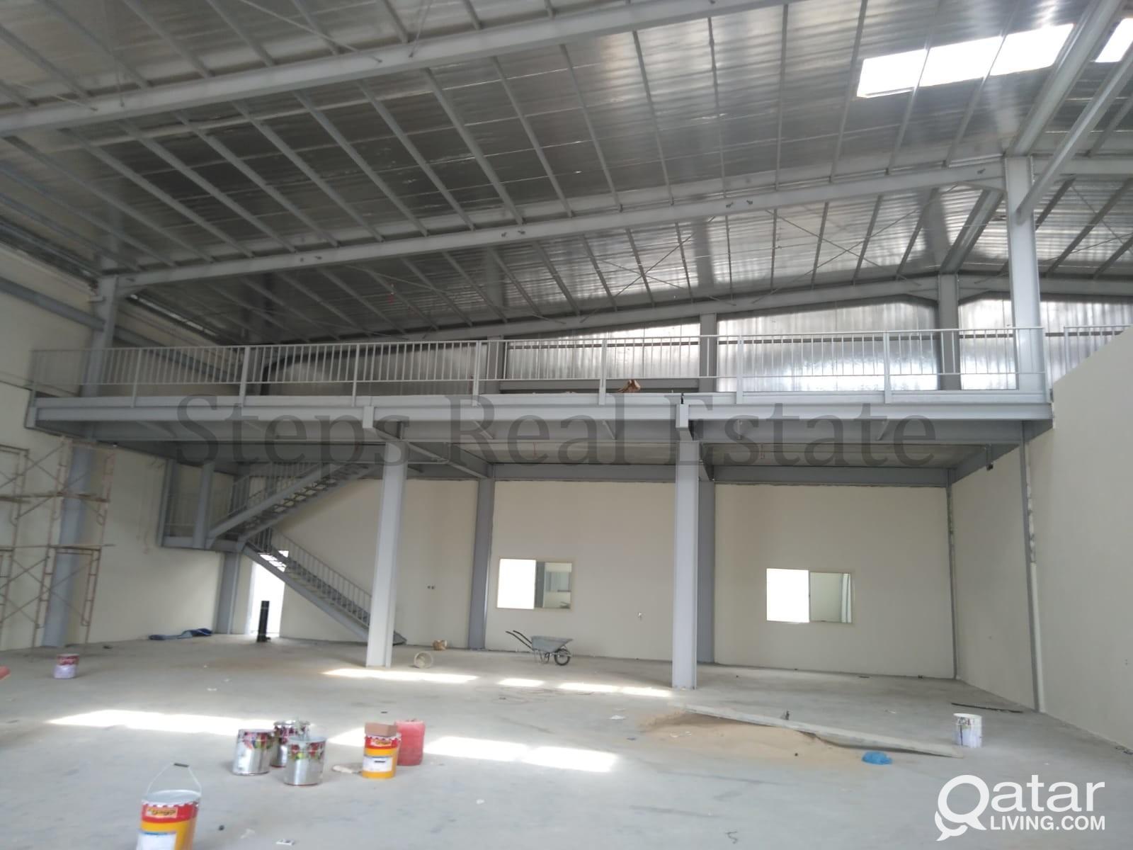 2000 SQM Brand New Store In Barkat Al Awamar