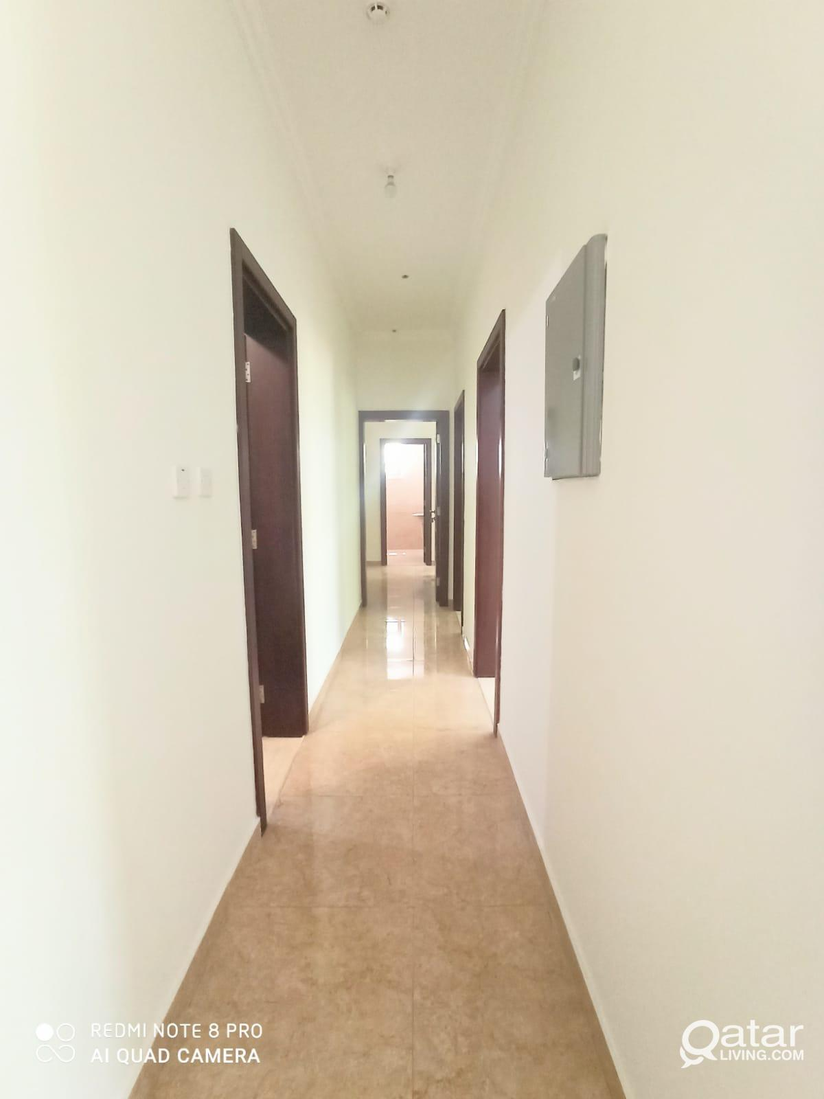 Brand new 3 BHK flats for rent in Al Wakrah (toyot