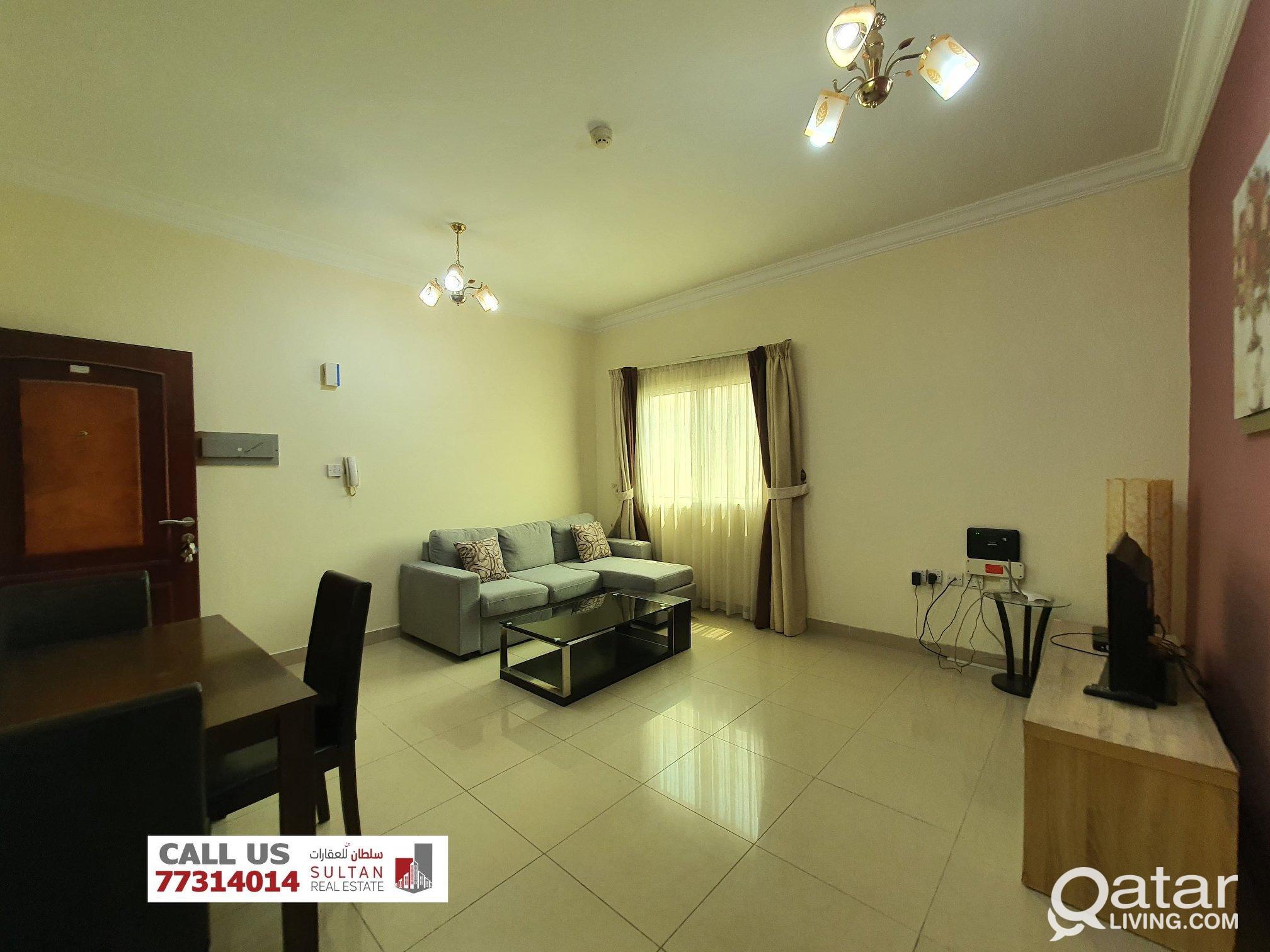 Fully furnished in Umm ghuwailina