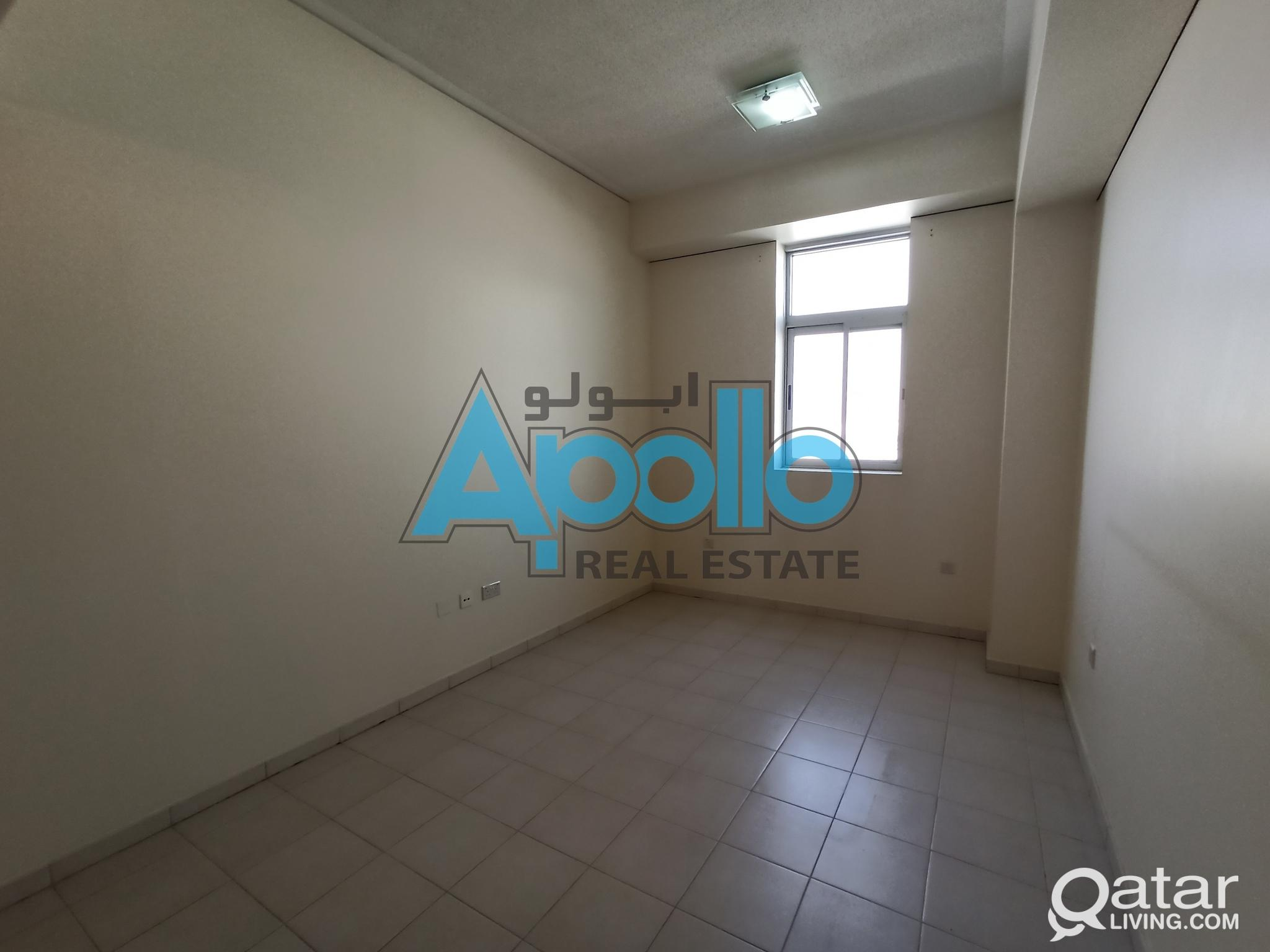 2 BHK Apartment Unfurnished *NO COMMISSION*