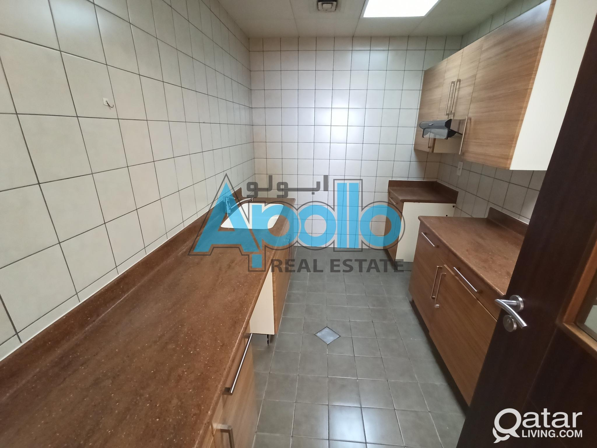 1 BHK Unfurnished Apartment *NO COMMISSION*