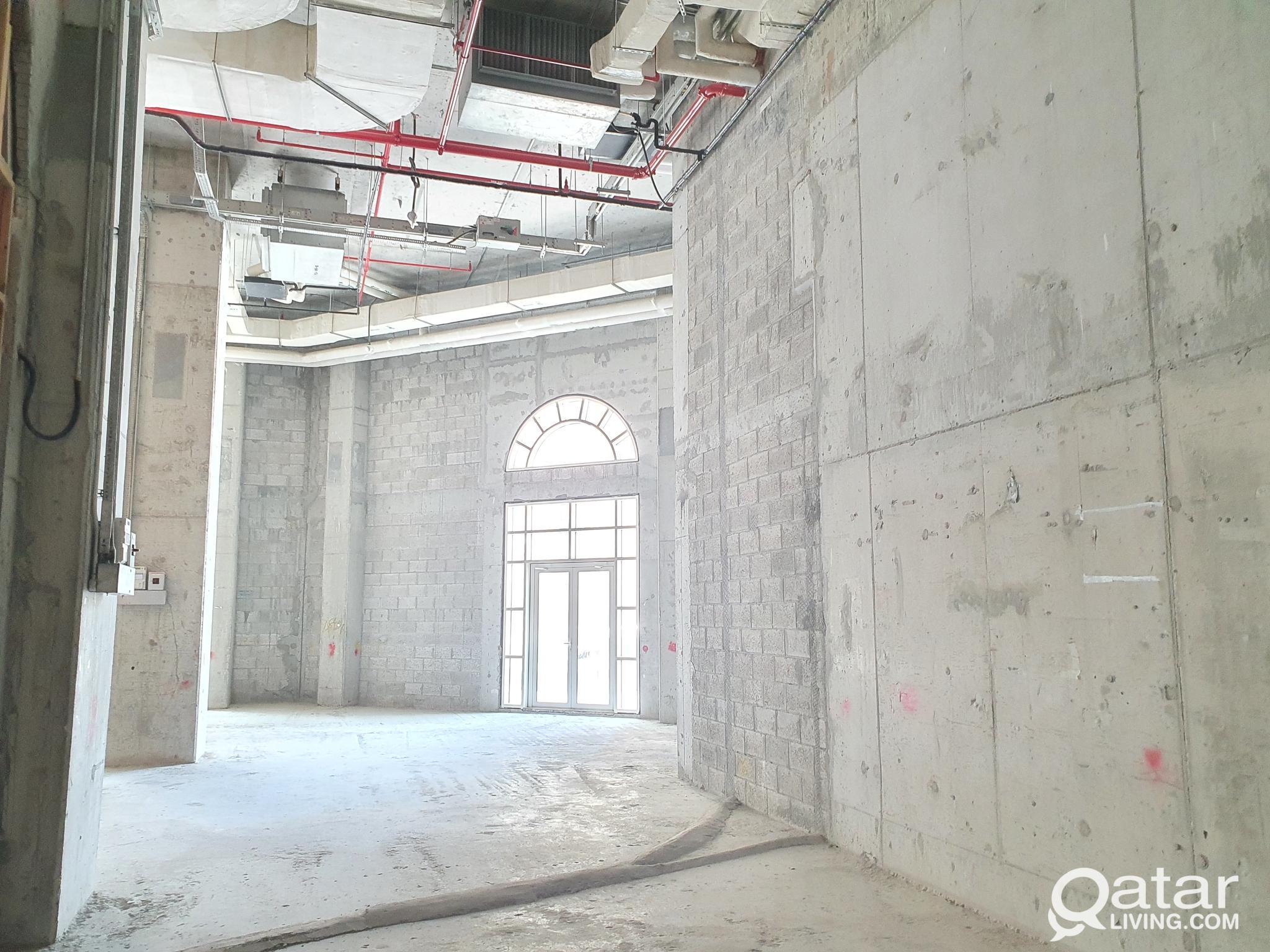 42 Sqm Excellent Retail Space in Al Sadd