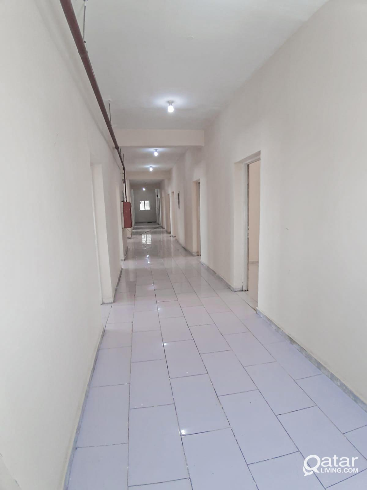 Labour camp available for Rent in industrial area
