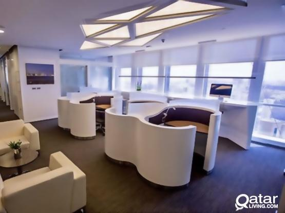 No Commision !! Luxurious Private Office Available