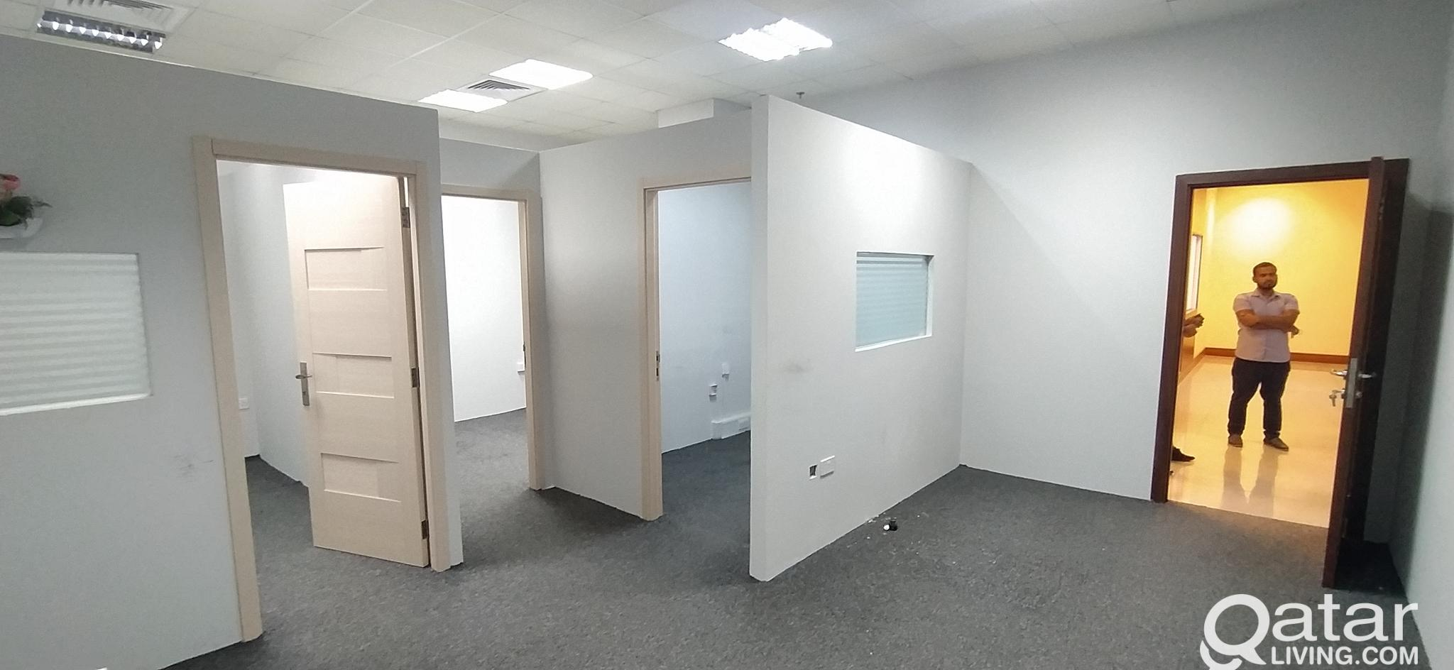 1 MONTH FREE ! Small individual office in old airp