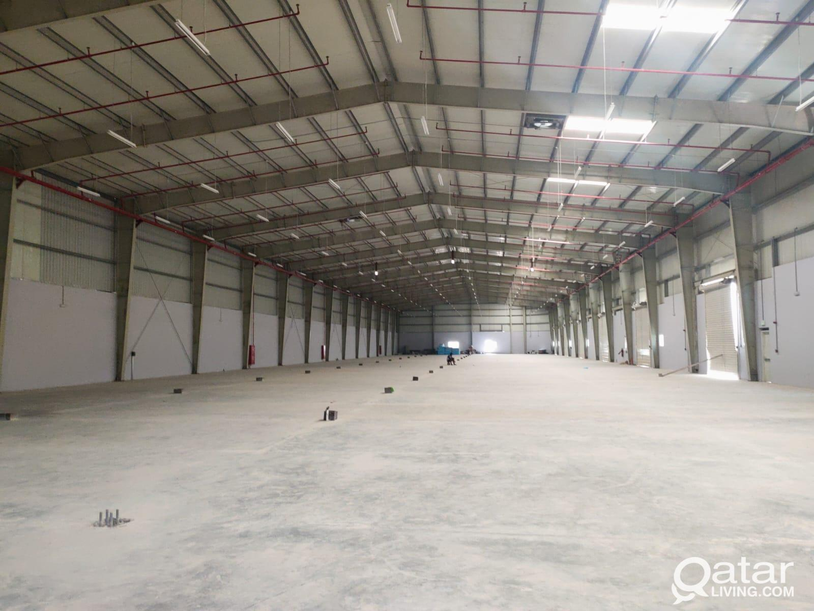 3750SQM BRAND NEW GENERAL STORE FOR RENT