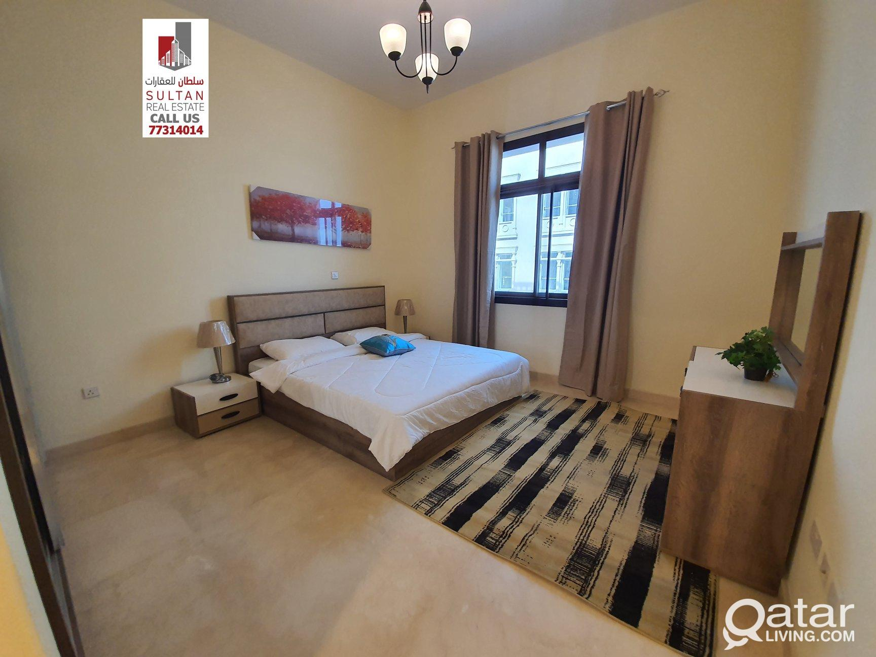 Fully Furnished  Apartment- Lusail