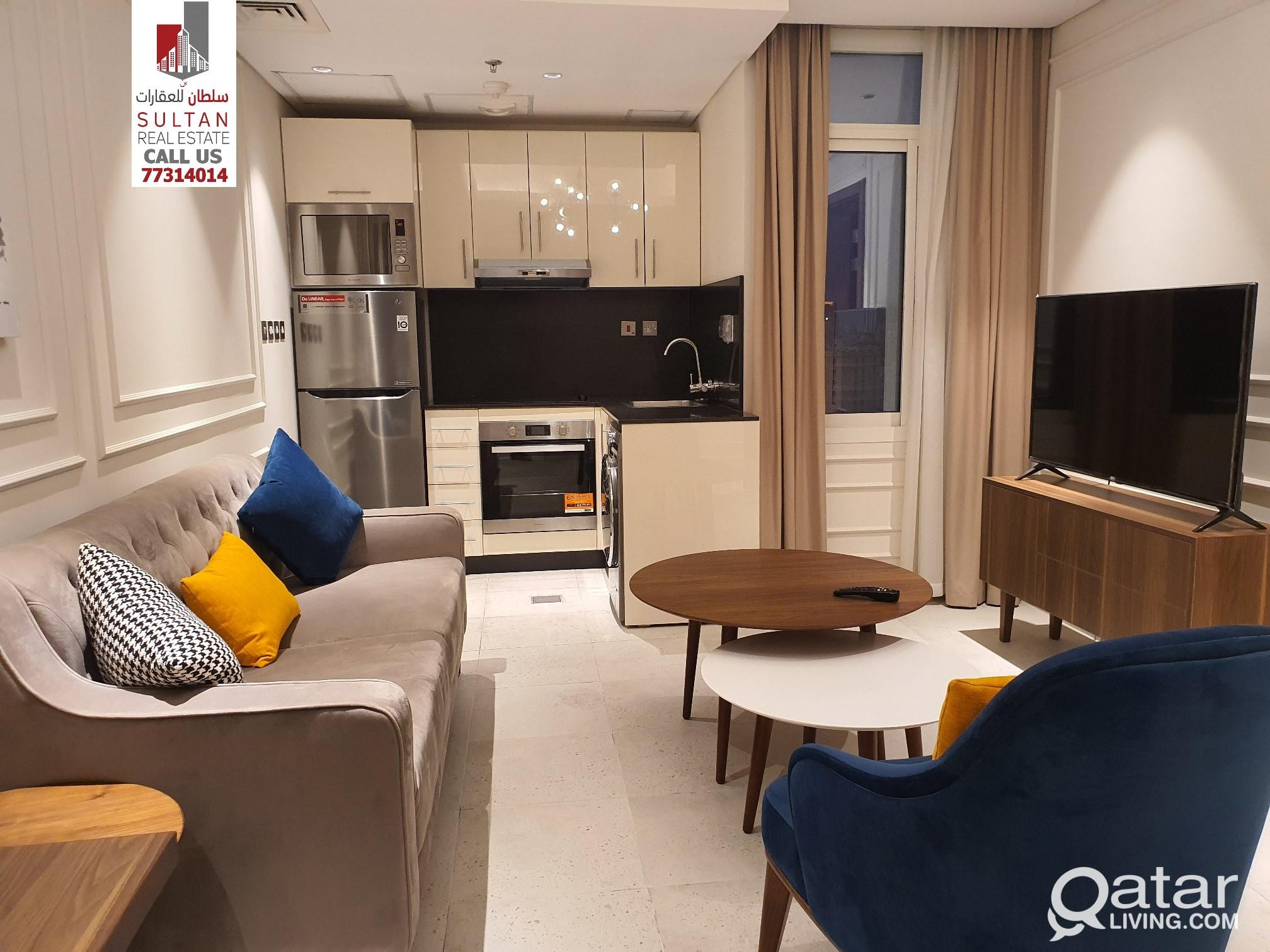 Furnished 1 BHK + 1 month free
