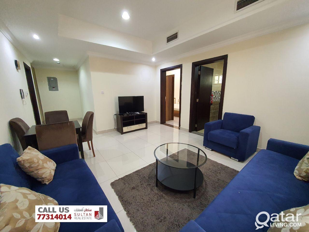 Fully furnished Flat-Umm ghuwailina-No Commission