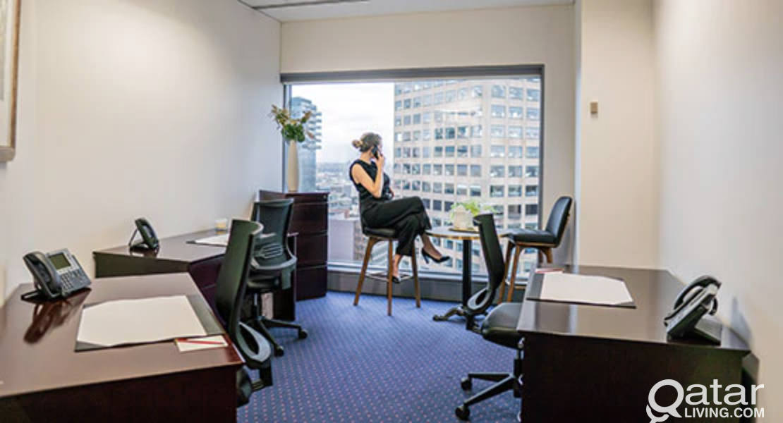 Premium Serviced Offices in West Bay