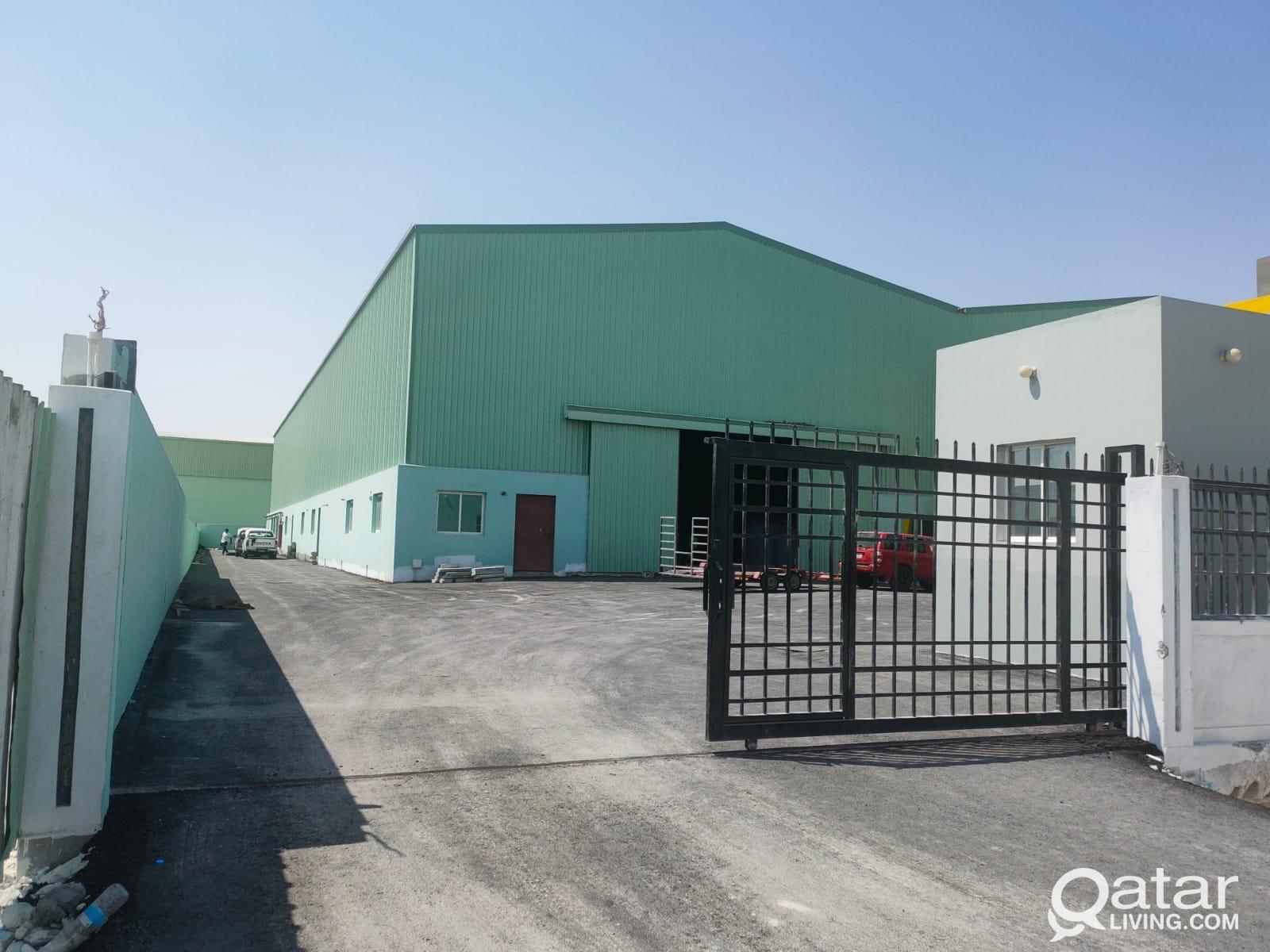 Brand New 5000SQM UPVC Factory Store