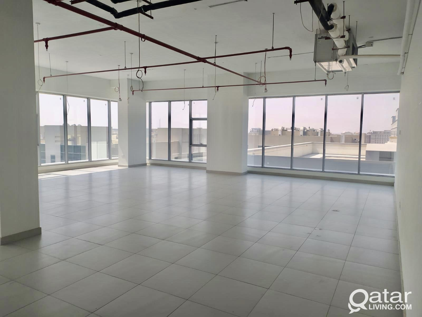 3 Months Free!! 141 Sqm and 209 Sqm Brand New Offi