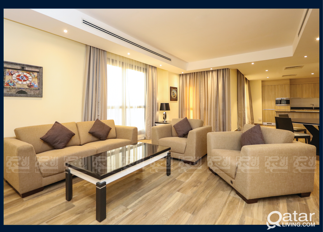 New 1-Bedroom Apartment in Fox Hills, Lusail