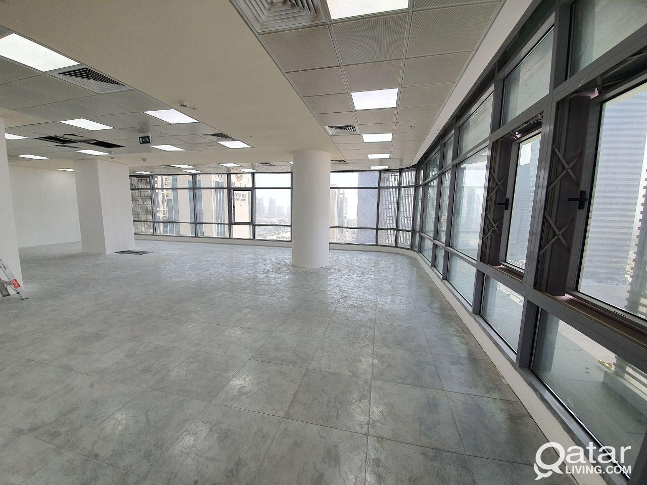 Office For Rent in Lusail - مكاتب في اللوسيل