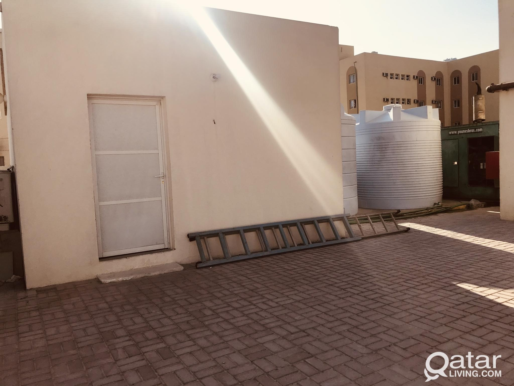 53 / 25 ROOMS FULL FURNISHED APPROVED CAMP AT ALKH