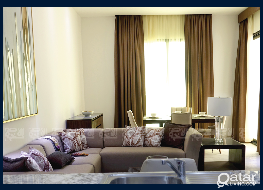 Fully Furnished 1-Bedroom Apartment in Fox Hills,