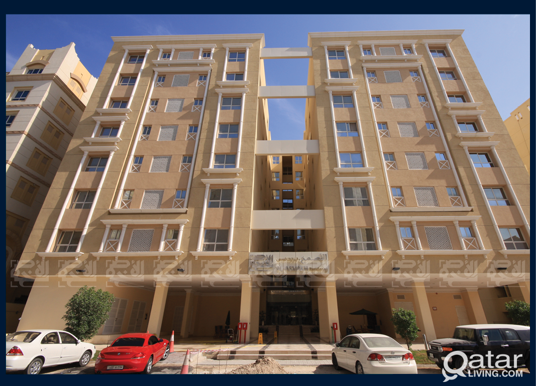 Fully Furnished 1-BDR Apt in Al Sadd